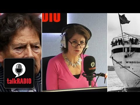 Julia Hartley-Brewer: Lord Lawson and leading author discuss Windrush