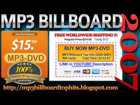 mp3 BILLBOARD 2007 TOP Hits mp3 BILLBOARD 2007