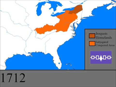 The Rise and Fall of the Iroquois