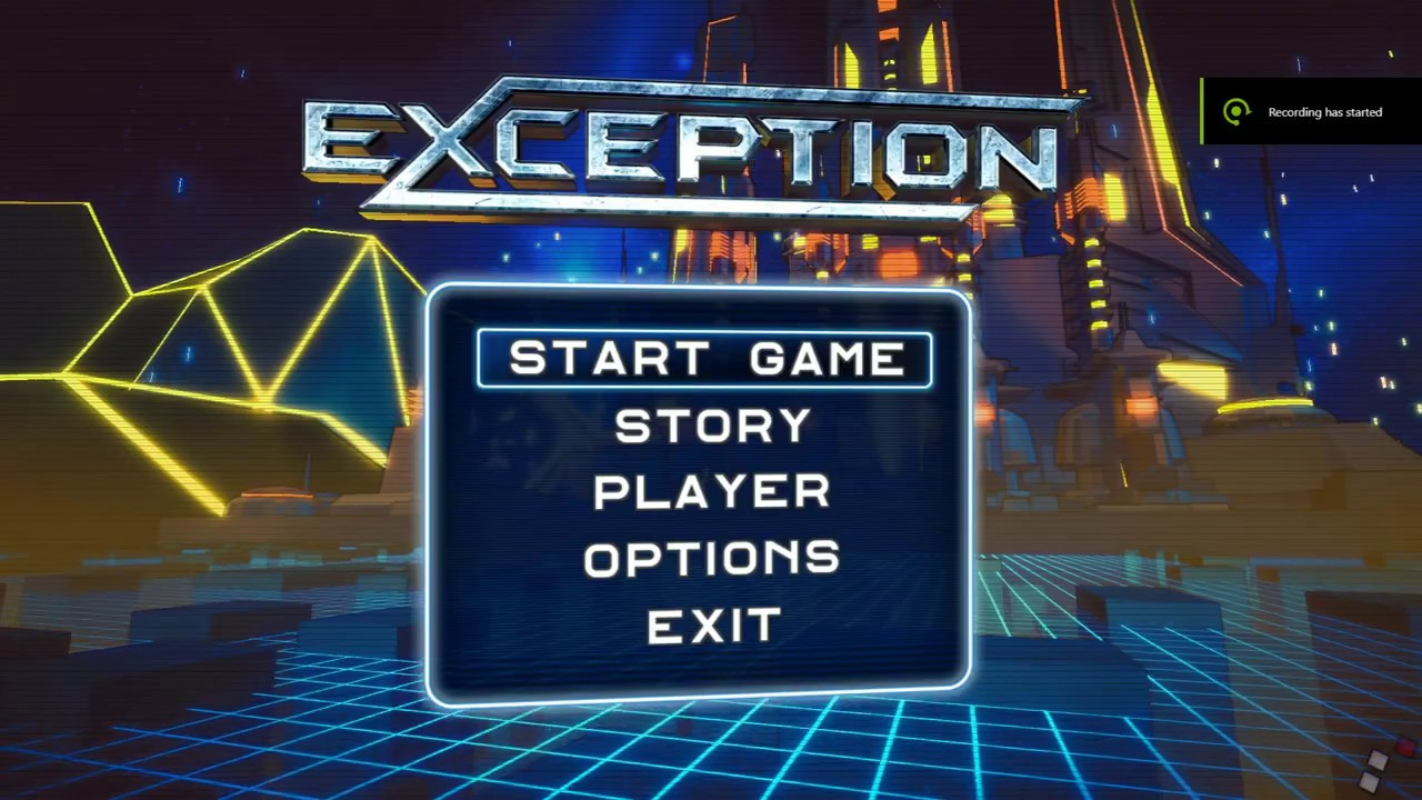 Exception | PC Indie Gameplay