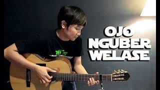 Ojo Nguber Welase - Nathan Fingerstyle (Via Vallen / Nella Kharisma / Vita Alvia / Mahesa) MP3