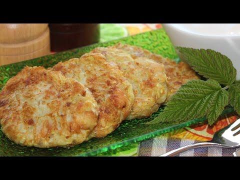 Что приготовить из кабачков?Греческие котлеты из кабачков со сметаной. Быстро и вкусно без регистрации и смс