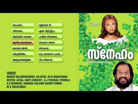 Sneham All Songs Audio Jukebox | Christian Devotional
