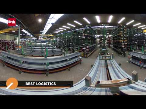 Link magazine, finalisten BEST LOGISTICS Suppliers 2016
