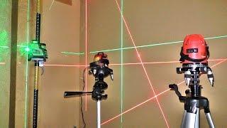 какой лазерный уровень лучше купить?