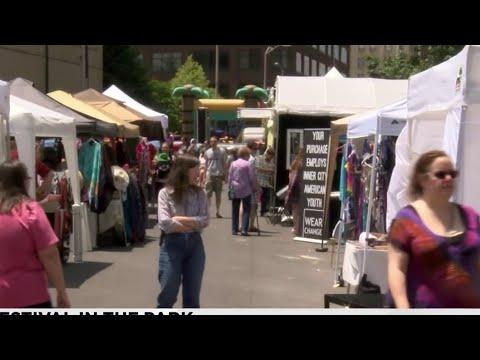 Roanoke Festival in the Park celebrates 50th year