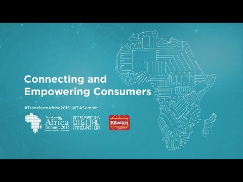 TAS2015 - Connecting and empowering consumers - 19 October 2015