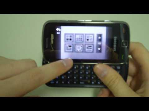 Samsung Rogue Video Review - 611Connect.com