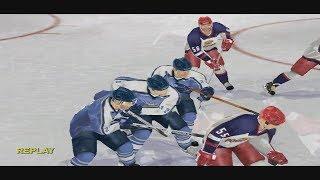 NHL 2004 - 2003 - Russia VS Finland (PC)
