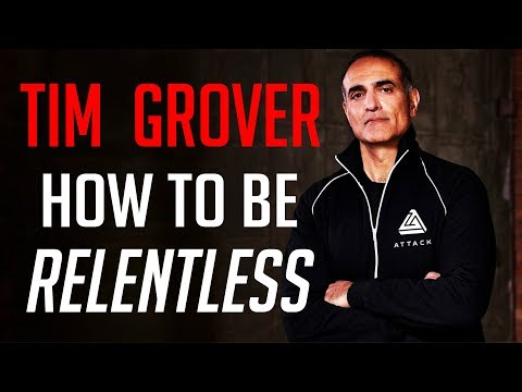 RELENTLESS: BECOME AN UNSTOPPABLE MACHINE by Tim Grover | Animated book review & summary