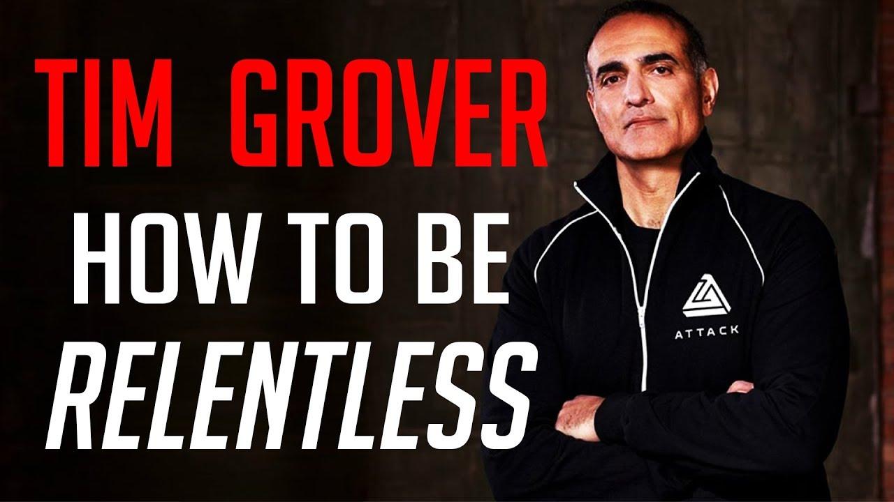 Relentless grover