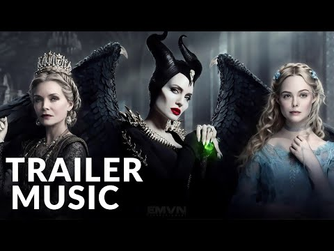 Disney's Maleficent 2: Mistress Of Evil - Official Trailer Music (Darkness By XVI)