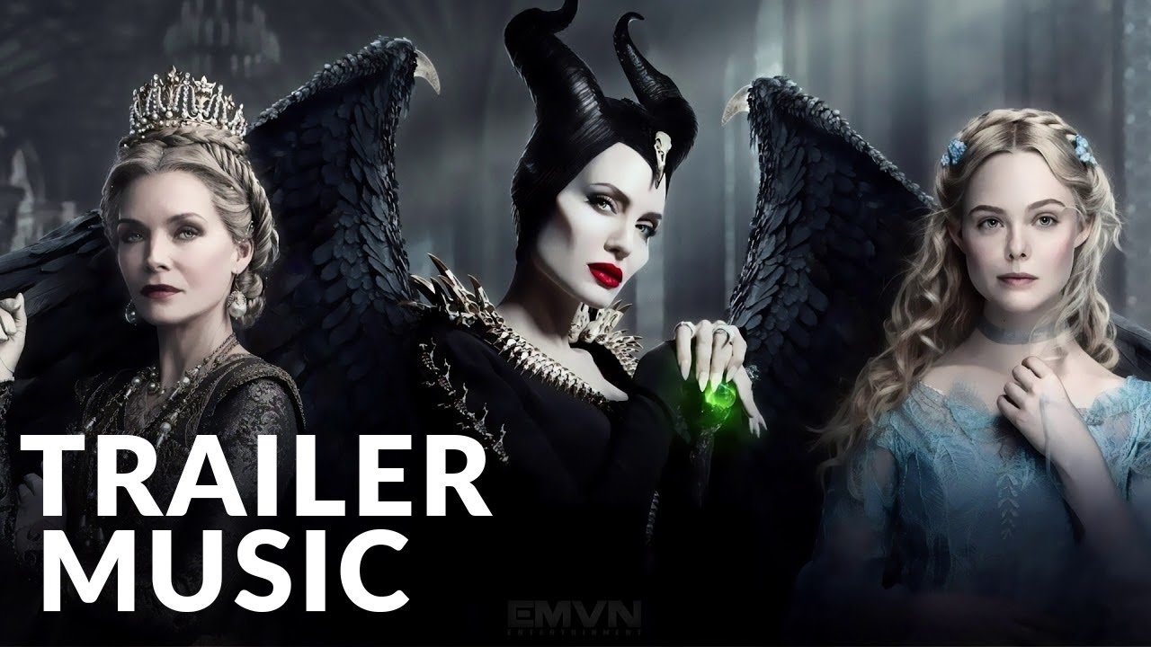 Disney S Maleficent 2 Mistress Of Evil Official Trailer Music Darkness By Xvi