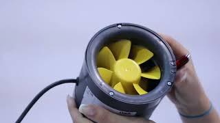 Канальный вентилятор Ruck EM 125 E2 01 обзор