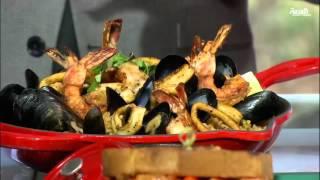 فوائد صحية لتناول الماكولات البحرية