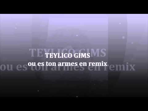 Où es ton armes (remix) officiel