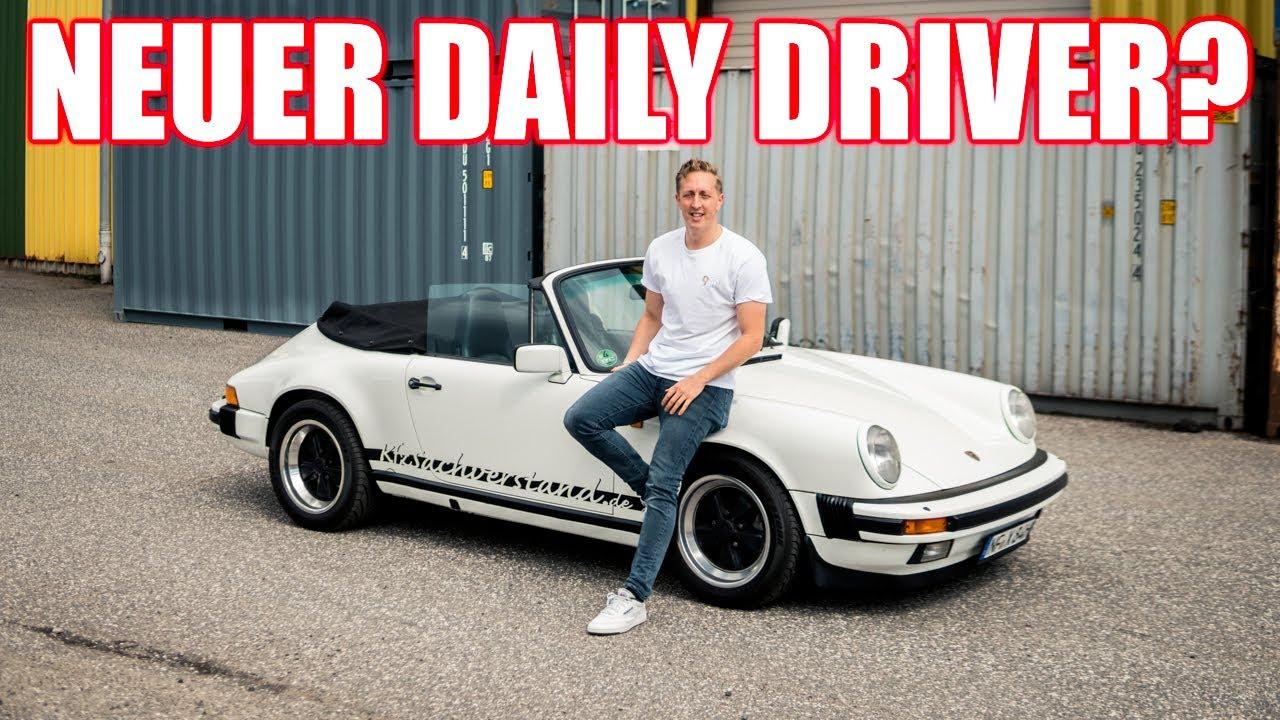 PORSCHE 911 G-MODELL 3.2l IM ALLTAG? I Neuer Daily Driver?