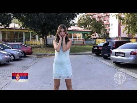 The Miss Globe ® 2020 - Serbia - Ana Brzanova