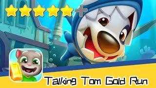 Talking Tom Gold Run Ginger's Farm Day16 Walkthrough New High Score! Recommend index five stars