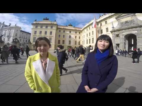 A GoPro tour in Prague with Xinhua