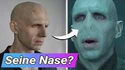 Warum hat Voldemort keine Nase?