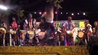 Download Video Babara Bangoura band Senegal Abene Festival 2016 MP3 3GP MP4