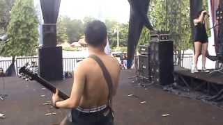 compulsion to kill live OEF ASIA 2013 JAKARTA.