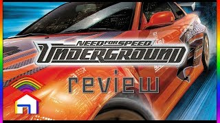 Need for Speed: Underground review - ColourShed