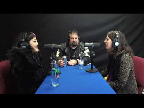 Isabel Chang and Nicole Sixx on The Dark Mark Show from YouTube · Duration:  1 hour 3 minutes 37 seconds