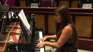 Recital de piano, contrabajo y violín - 9 Mar 2015 - Bloque 2