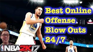 NBA 2K17 Tips Best Online Offense Shooting Tips. 2K17 Online Scoring Tricks. Freelance offense #24