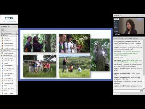 Digital Storytelling Through Interactive Video – A conversation with Dr. Erica Smithwick