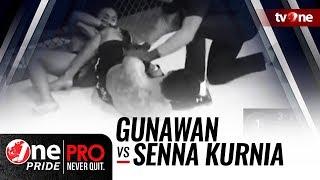 Video One Pride MMA #1: Gunawan VS Senna Kurnia download MP3, 3GP, MP4, WEBM, AVI, FLV Juni 2018