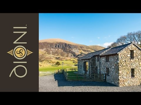 Holiday Cottage in Wild Snowdonia | Ysgubor-Goch
