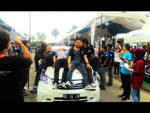 Car Limbo Aceh Auto Contest 2015
