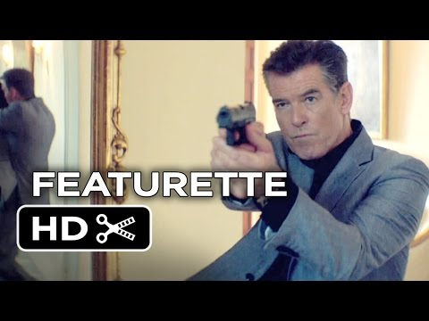 The November Man Featurette - A Conversation Between Pierce and Luke (2014) - Action Movie HD