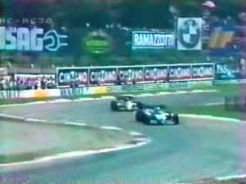 F1 GP Formula 1 1984 Italia Monza 3/10