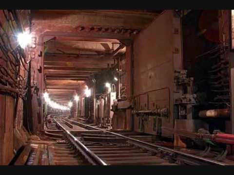 Заброшенная станция метро