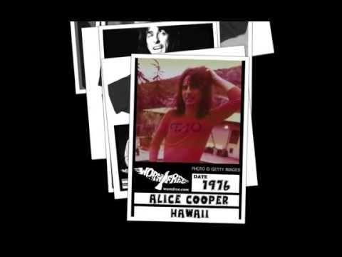 WORN FREE - ALICE COOPER