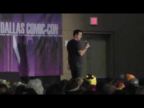 Dallas Comic Con - Fan Days 2013 - John Barrowman