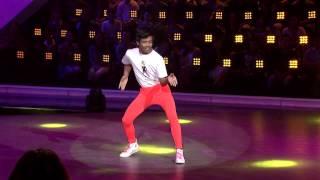 Thailand Dance Now EP04 - ฝ้าย เร็กเก้บ้านสวน - 26ต.ค.56 Audition