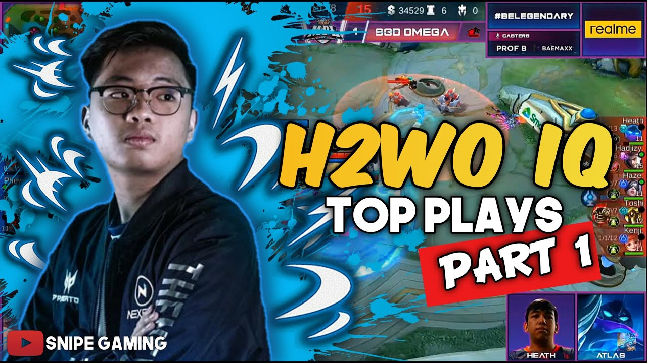 "Download MVP PLAYS : JOHN PAUL ""H2WO"" SALONGA IQ PART 1 