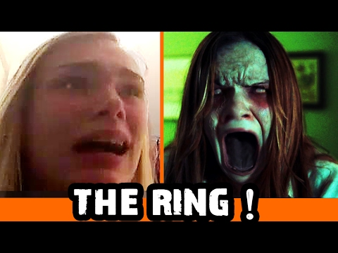 The Ring Prank Video Chat : Omegle Scare