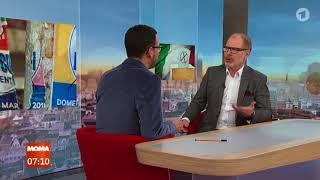 ARD-Morgenmagazin: Italiens Schulden werden für Deutsche zum Problem
