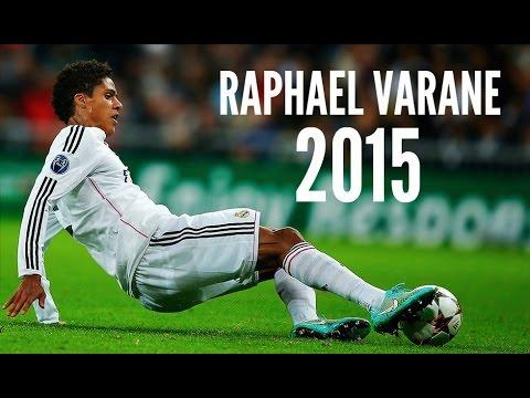 Raphael Varane Defending Skills 2015