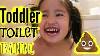 TODDLER TOILET TRAINING - 02 - 11.may.2016 |ennabunina| Vlog
