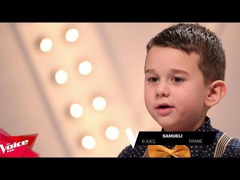 Samueli – Klipi i Prezantimit | Audicionet e Fshehura | The Voice (Kids) Albania