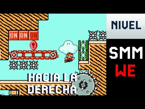 Corre solo hacia la derecha By Kalio | Super Mario Maker World Engine | Matimat 36