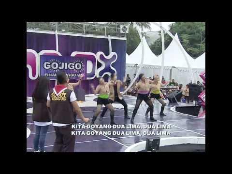 Kareueut Dancer - Peserta Gojigo