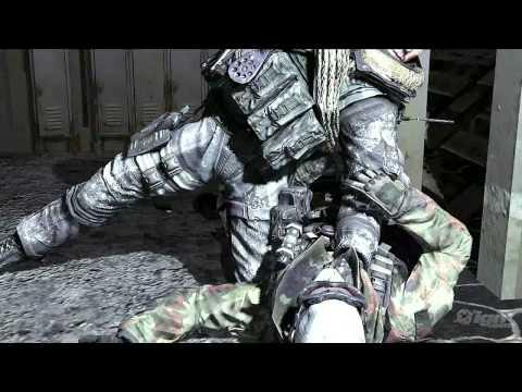 Call Of Duty: Modern Warfare 2 Trailer